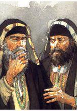 11ème dimanche du Temps ordinaire, Année C - Pharisiens
