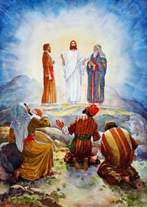 IMG_transfiguration: 2ème dimanche de Carême - Année C